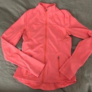 Lululemon Jacket - Coral